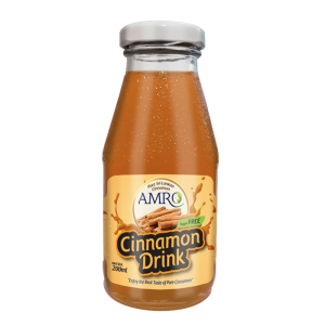 Chilled Cinnamon Drink